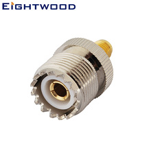 SMA Female to UHF SO239 Connector Adapter for Sain Sonic AP510 APRS tracker mobile application