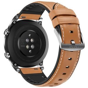 Image 5 - Huawei Honor שעון קסם עמיד למים GPS NFC עבודה 7 ימים הודעה תזכורת לב קצב גשש שינה Tracker 1.2 אינץ מסך