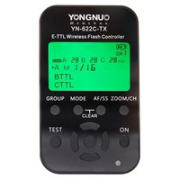 YONGNUO YN622 TX LCD Wireless TTL HSS Flash Transmitter Controller For YN622 Trigger For Canon Nikon