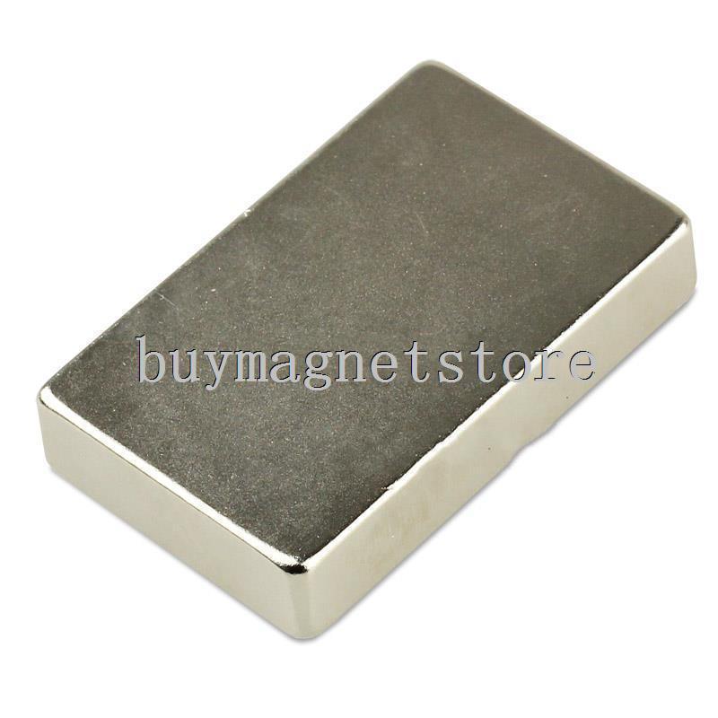 1pc Strong Block Magnets 50 mm x 30 mm x 10 mm Rare Earth Neodymium n52 ndfeb Neodymium magnets