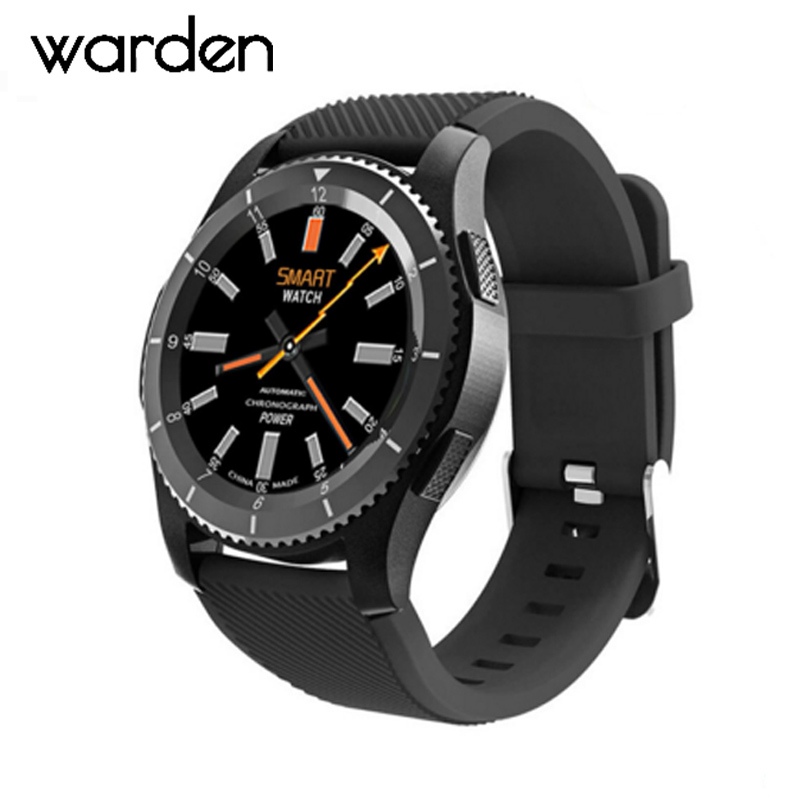 GS8 1.3 inch Bluetooth Smart <font><b>Watch</b></font> <font><b>Sport</b></font> Wristwatch With GPS Heart Rate Monitor <font><b>Pedometer</b></font> <font><b>Support</b></font> <font><b>SIM</b></font> Card For iOS Android Phone