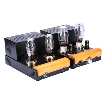 Mała kropka LD-Y2 6SH7 JJ 300B rury w pełni zbalansowany wzmacniacz lampowy wzmacniacz mocy tanie i dobre opinie xDuoo WYJŚCIE LINIOWE (AUDIO OUT) 251-300 Ohm 350X210X220(H)mm pc Metal Little Dot LD-Y2 Profesjonalny wzmacniacz 150VA