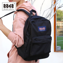 цены на 8848 Oxford Canvas Men Backpack Large Capacity Backpack School Bag for Teenagers Laptop Backpack Black Rucksack Male J197914-020  в интернет-магазинах