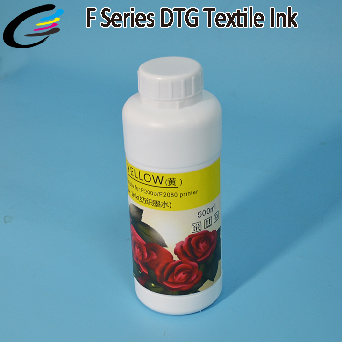 NEW Textile Printer Ink Refill for Epson SureColor F2000 DTG Printer стоимость