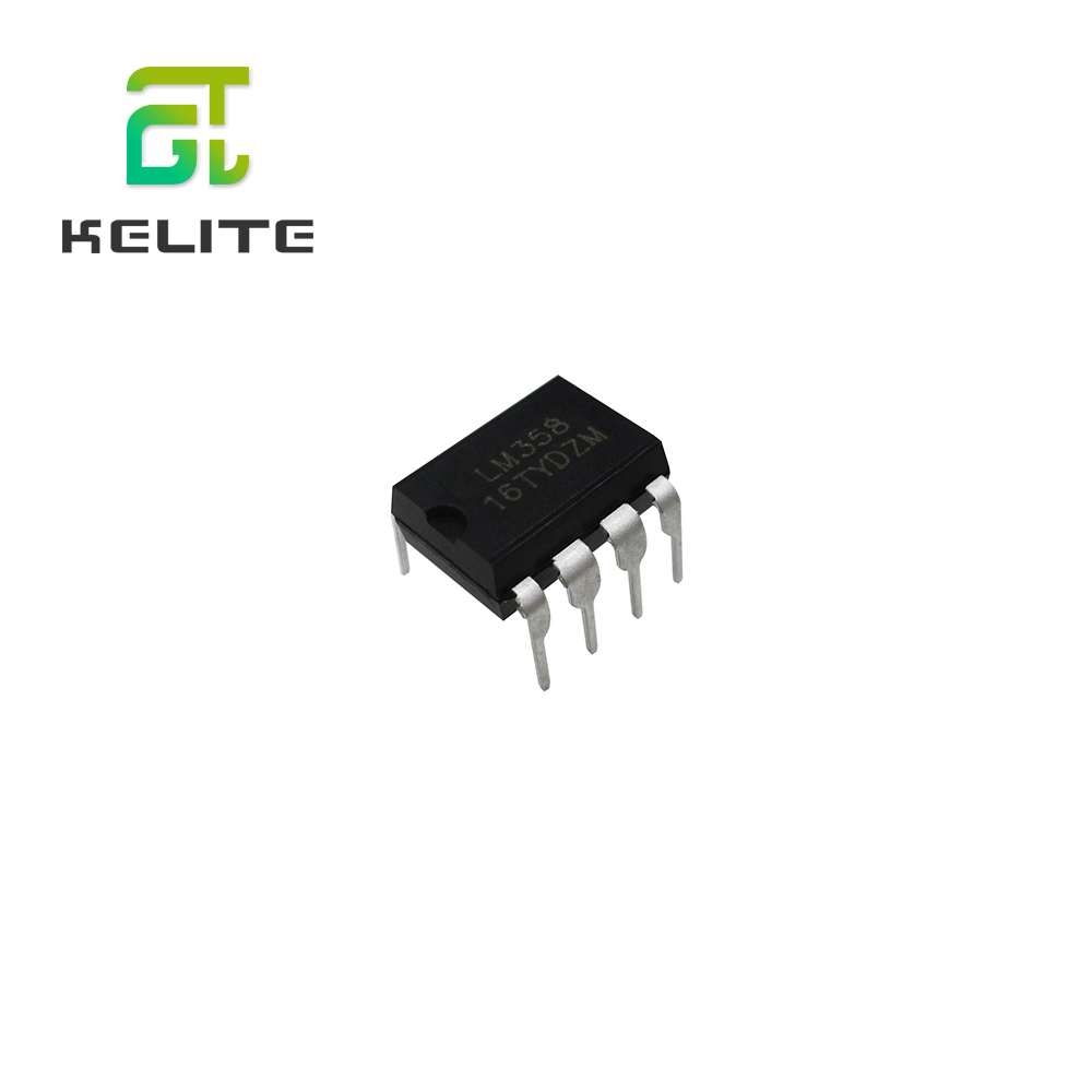 Hot Seller 50pcs Lm358 Lm358n Lm358p Dip8 Integrated Circuits Circuit