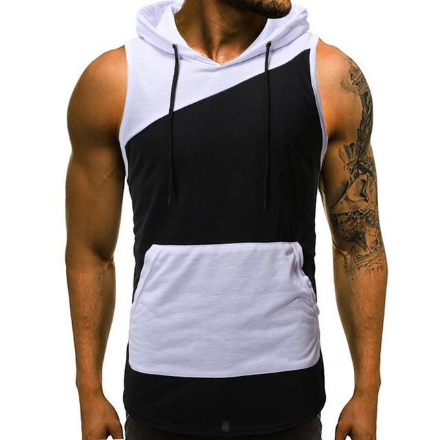 Summer Sleeveless Hoodies...