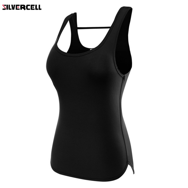 4cb27210e3eab Hot Women Fitness bodybuilding sleeveless Temperament Spandex Tank Top  Quick Drying Women Vest Tops Female sexy clothing