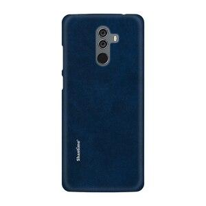 Image 5 - Sıcak satış durumda lüks Vintage PU deri kılıfı için Elephone U Pro telefon kılıfı Leagoo M9 iş tarzı kapak