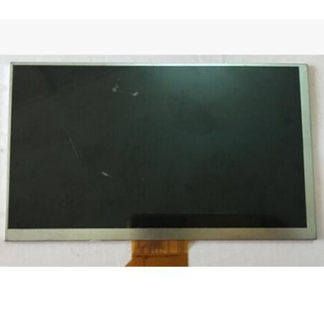 New LCD display matrix For 7 DEXP ursus z170 Kid's Tablet 50Pins inner LCD Screen Panel Module Replacement Free Shipping new lcd display matrix for 7 dexp ursus ns370 3g tablet inner lcd screen panel digitizer replacement free shipping