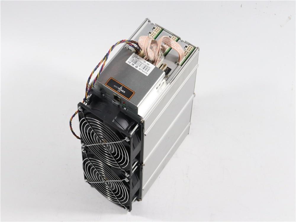 Usado Equihash Mineiro Antminer Asic Z9 42k Sol/s máquina de Mineração Mineiro ZCASH ZEC ZEN BTG Econômico Do Que Innosilicon antminer A9 S9 S11 S15