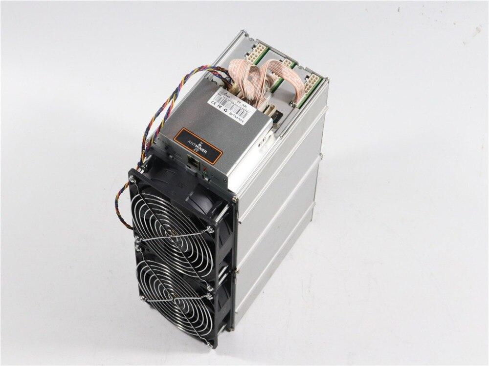 Utilisé Asic équihash mineur Antminer Z9 42k Sol/s ZCASH mineur minier ZEC ZEN BTG économique que Innosilicon A9 Antminer S9 S11 S15