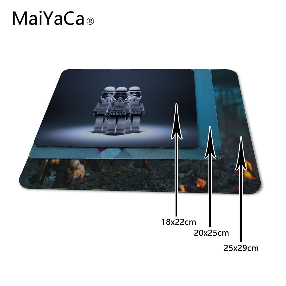 Звездные войны lego Штурмовик компьютер коврик игровой padmouse геймер Коврики 180*220 мм 200*250 мм или 250*290 мм
