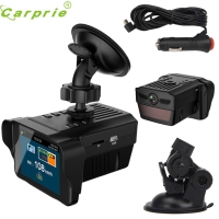 1pc Car Electronic Dog Radar Detector CARPRIE Super drop ship Rearview Mirror Vehicle Video Camera Recorder Mar712