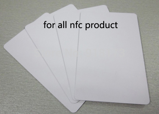 100pcs/lot NFC card/label/tag NTAG213 card for Samsung Galaxy S4 and compatible with all nfc phone all polymer biosensor for label free point of care diagnostics