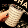 Fashion Creative Multi Functional Pen Holder Grade Diamond Drill Pen Ornaments Office Scool Accessories Pencil Holder