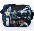 2017 Anime D.Gray-Man GRAYMAN Messenger Bag School Shoulder Bag For Students Kids Children Boys Gilrs Teenager Canvas Bags