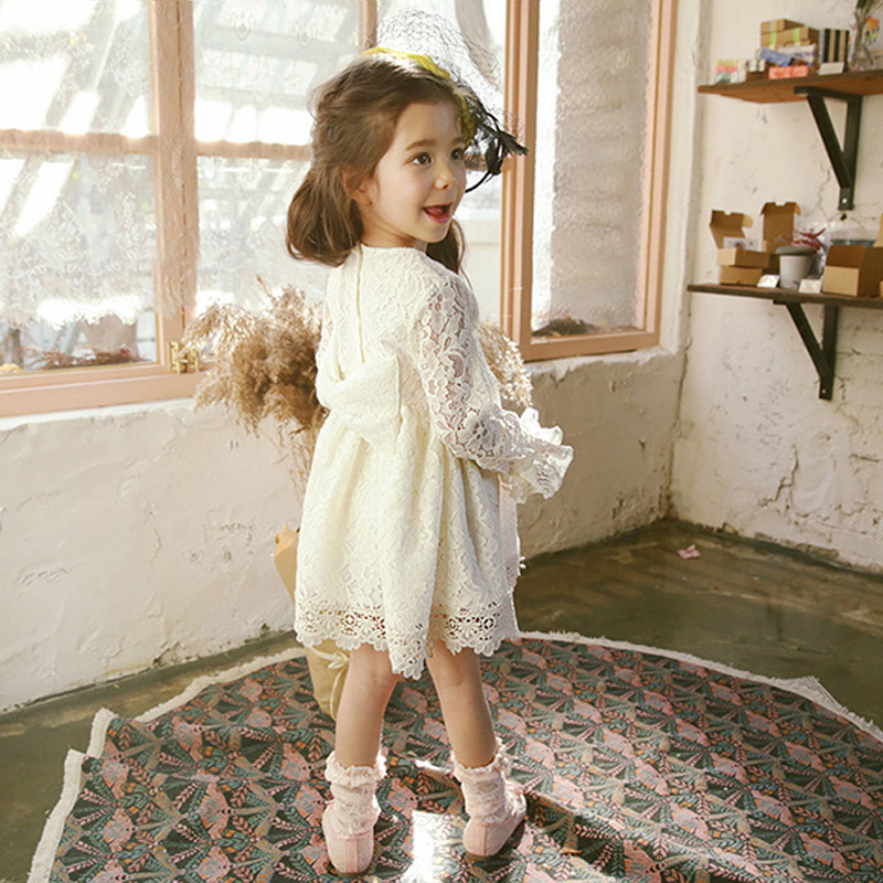lace party big baby girl dress long sleeve autumn cotton bow red white princess dress kids baby girl dress children clothing lace party big baby girl dress long sleeve autumn cotton bow red white princess dress kids baby girl dress children clothing