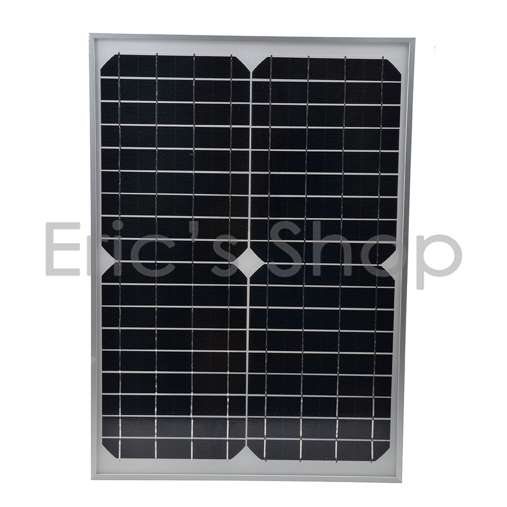 цена на High Quality 20W 18V PolyCrystalline Solar Panel Used For 12V Battery Power Home System Solar Cells