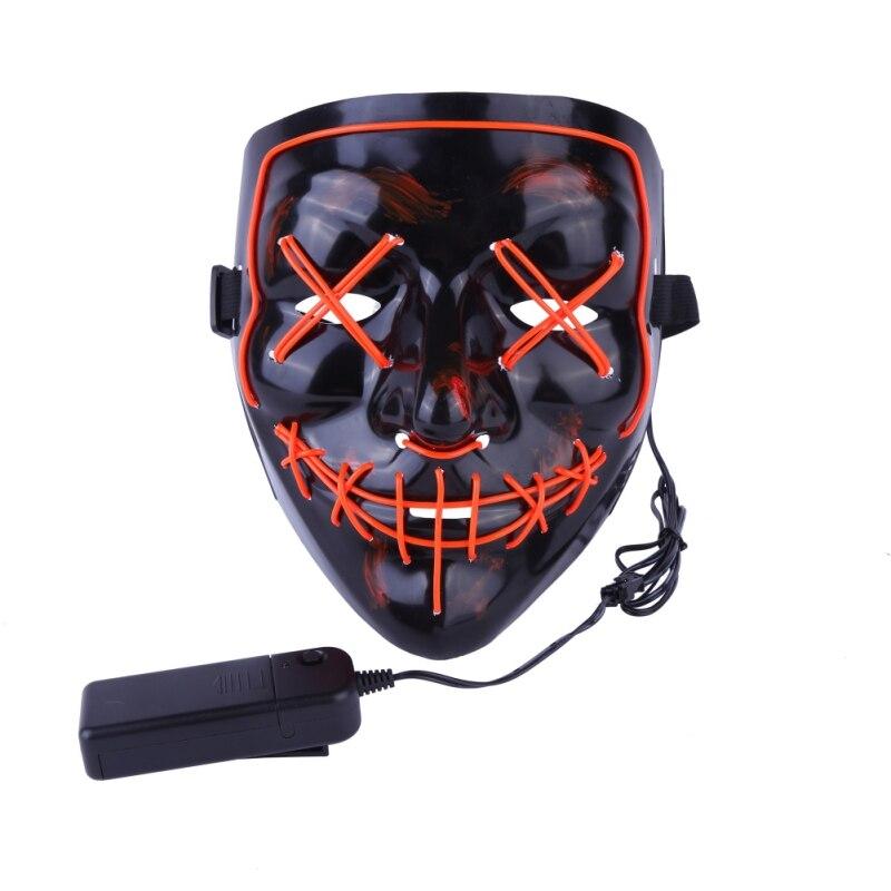 The Purge mask costume