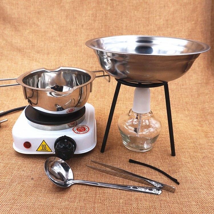 Heating Induction Cooker Diy Handmade Tools Alcohol Lamp