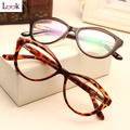 Nuevo 2017 Cat Eye Glasses Marco Óptico Espectáculo Receta Ojo Marcos de Los Vidrios Para Las Mujeres de Los Hombres Gafas Oculos Lunette de Vue
