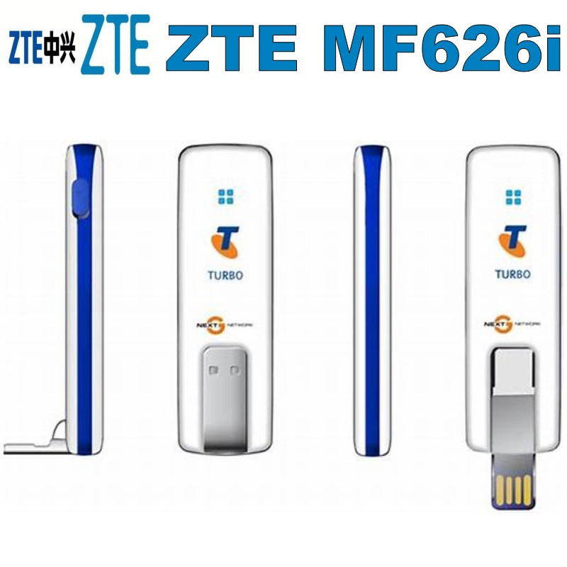no driver for usb zte modem