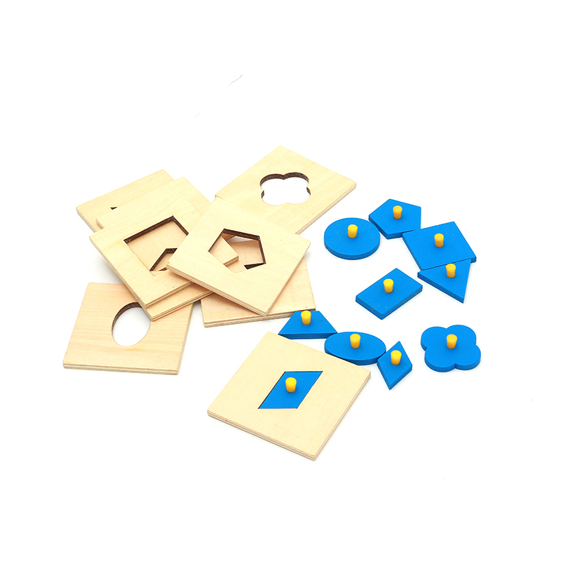Montessori Learning Materials Montessori Metal Insets Educational Early Learning Toys For Children Juguetes Brinquedos MG1244H