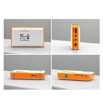 Радиоприемник TECSUN Q3, FM, MP3 4