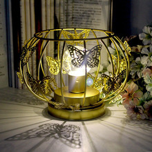 Creative Mini Butterfly Night Lights Design For Living Room Bedroom Lighting Desktop Light