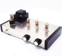 Nobsound music 12AX7B Vacuum tube Pre AMP Hifi Audio preamplifier Classic marantz 7 circuit amplifiers