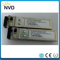 5Pairs/Lot,Fiber Optic BiDi Module 10G 1270nm/1330nm 40km DDM WDM SFP+ LC,Compatible with Cisco Code