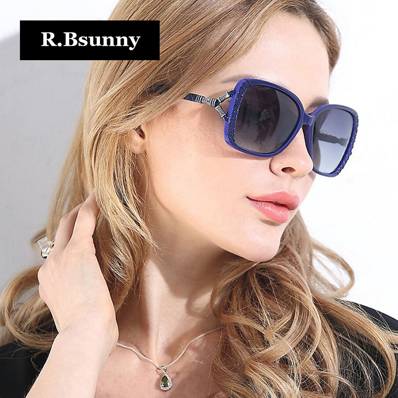 font b Fashion b font style Sunglasses women 2017 luxury font b polarized b font