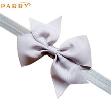 PARRY Best seller Drop ship Kids Girl Baby Headband Toddler Lace Bow Flower Hair Band Accessories Headwear baby hair 2018 oct11(China)