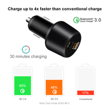 Yojock Car Charger with USB C & Power Delivery, Dual Port 30W Output for Pixel / XL, New MacBook / MacBook Pro, Pixel C Tablet