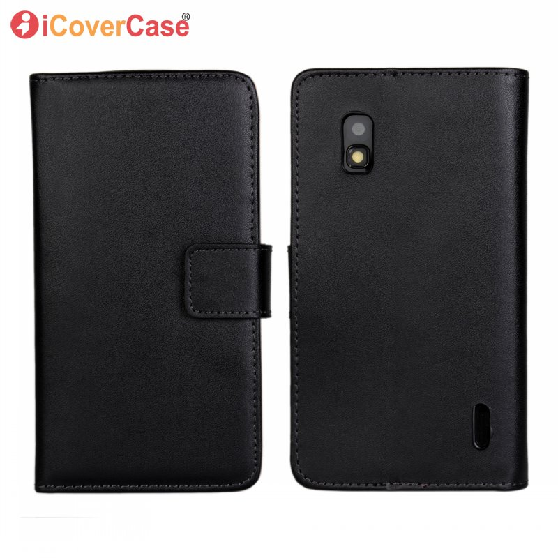For LG Nexus 4 Case Cover Wallet Book Leather Shell Mobile Phone Bag Purse Funda Coque Etui For LG Nexus 4 E960 Capinha Hoesje image