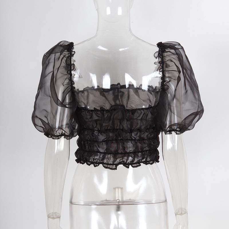 Forefair Lace Top Sexy Summer (4)