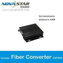 NOVASTAR Fiber Converter CVT320 controller Convertor nova for LED RGB full color led display video wall screen