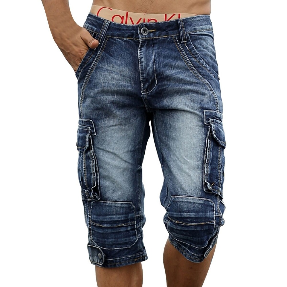 Compare Prices on Cargo Jeans for Men- Online Shopping/Buy Low ...