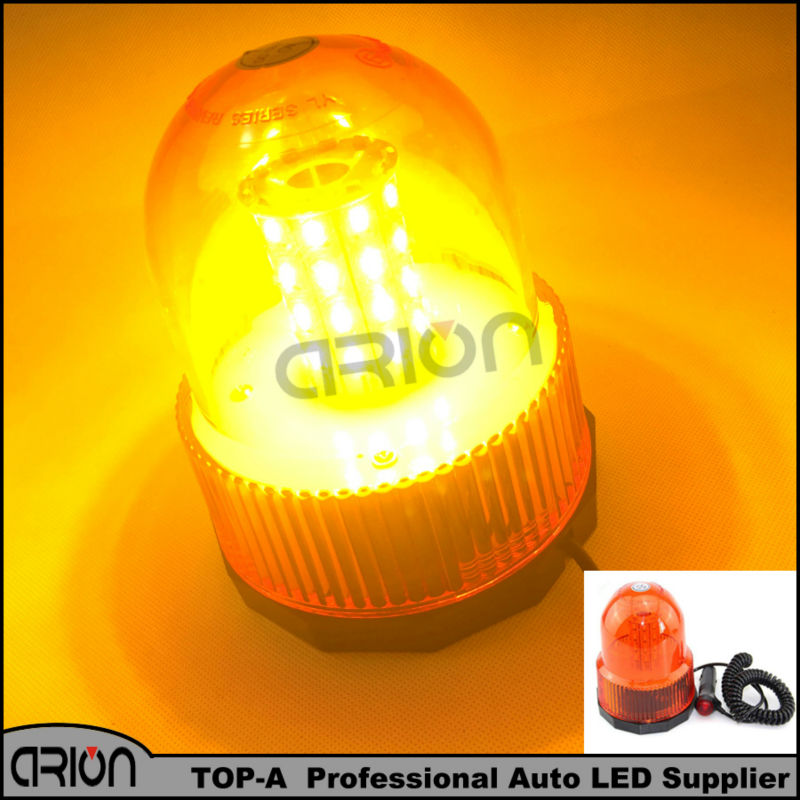 40 Led Vehicle Roof Top Emergency Hazard Strobe Light Lamp
