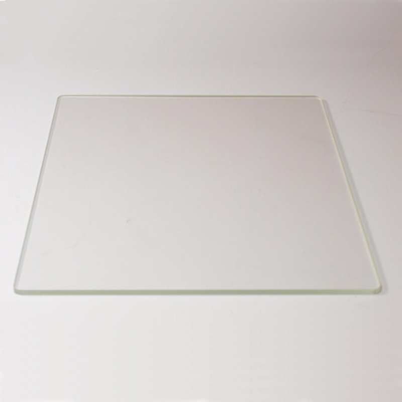 ФОТО wholesale Special um2 glass heating bed heated plate for Ultimaker2 high borosilicate glass material