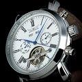 JARAGAR, полный календарь, турбийон, автоматические механические мужские часы, лучший бренд, Роскошные наручные часы, erkek kol saati Montre Homme