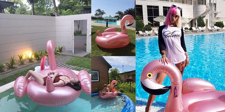 China flamingo swim Suppliers