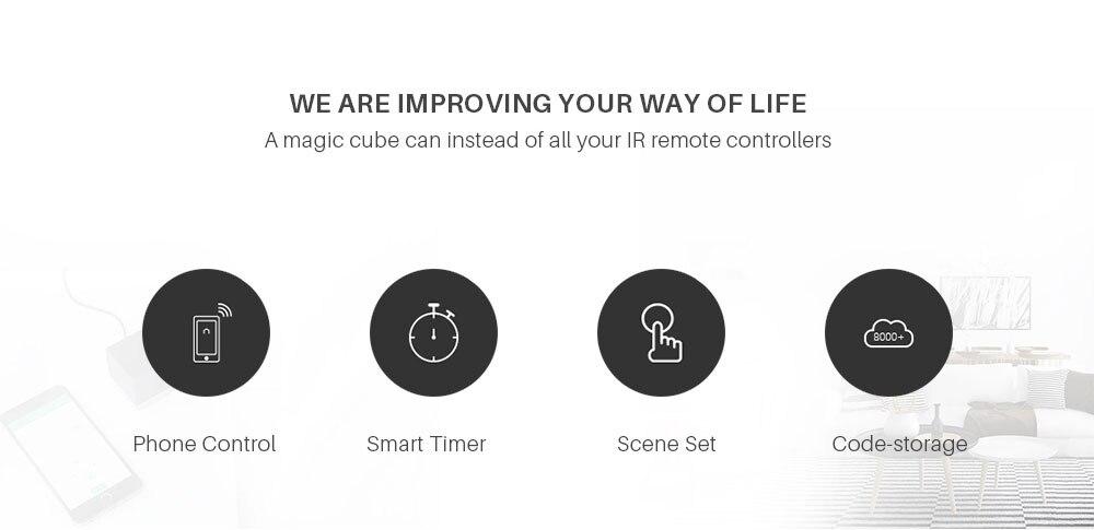 Universal Smart WiFi IR Remote Control (7)