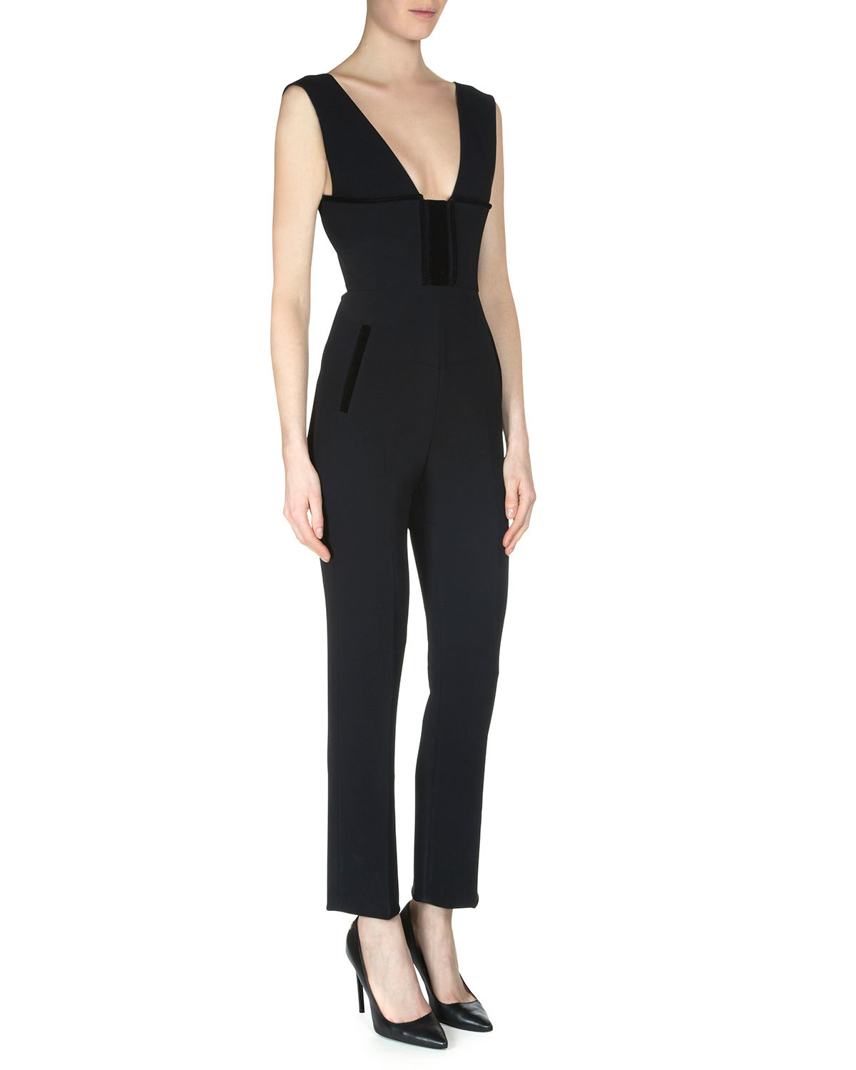 Black Jumpsuits For Women 2017 Short Rompers Womens