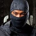 ¡ Venta caliente! Superior 1 UNID Camuflaje Ejército Ciclismo Motocicleta Cap Ha ts Balaclava Mascarilla facial de Agosto de 5