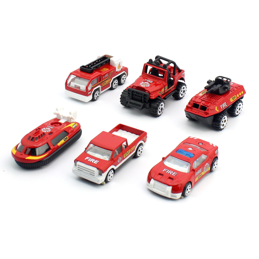 8pcs Children Toy Vehicles Pull Back Car Vehicle Toy 1:64 Alloy Mini Car Toy Model Intellectual Christmas Gift Toys In Pain Toys & Hobbies