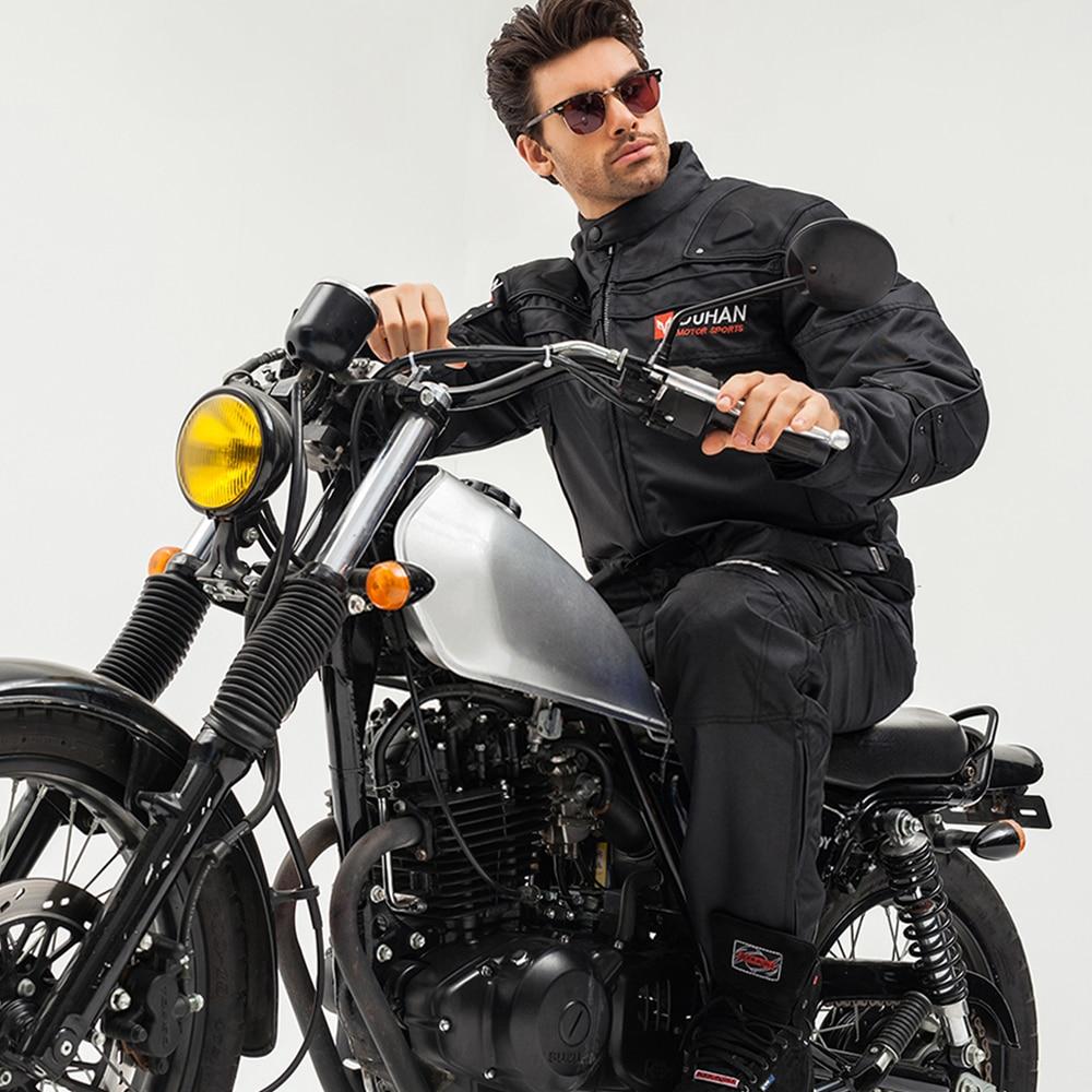 DUHAN Мотоцикл Қысқы Қысқы Дене - Мотоцикл аксессуарлары мен бөлшектер - фото 5
