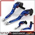For Suzuki Gsxr600/750 2011-2016 Gsxr1000 2009-2016 CNC aluminum Adjustable Folding Extendable Brake Clutch Levers new style