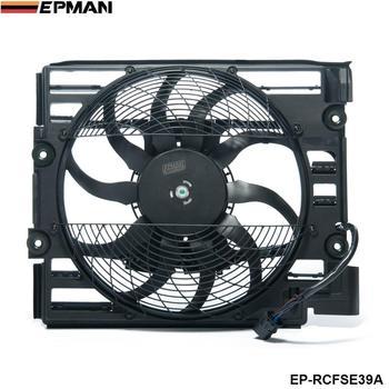 Dla BMW serii 5 E39 528 540 I 97 98 A/C Ac kondensator chłodnicy wentylator chłodzący 64548380780 EP-RCFSE39A