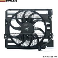 For BMW 5 Series E39 528 540 I 97 98 A/C Ac Radiator Condenser Cooling Fan 64548380780 EP RCFSE39A